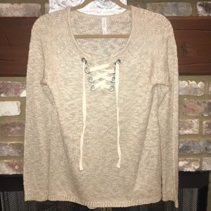 Sweaters - Summer weight sweater size M